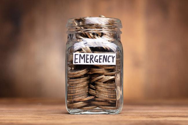 緊急預備金